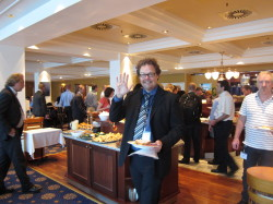Very satisfied with the 2011 ECIM Conference in Haugesund